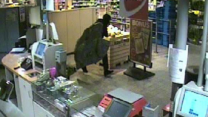 Snelkraken bij Albert Heijn supermarkten Opsporing Verzocht